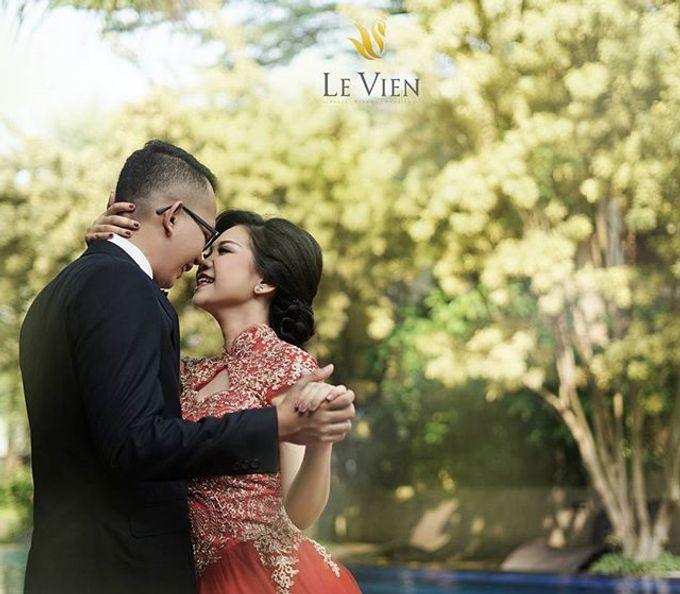 Pre Wedding Stone Garden by LeVien - 006