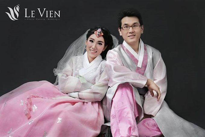Pre Wedding Indoor by LeVien - 008