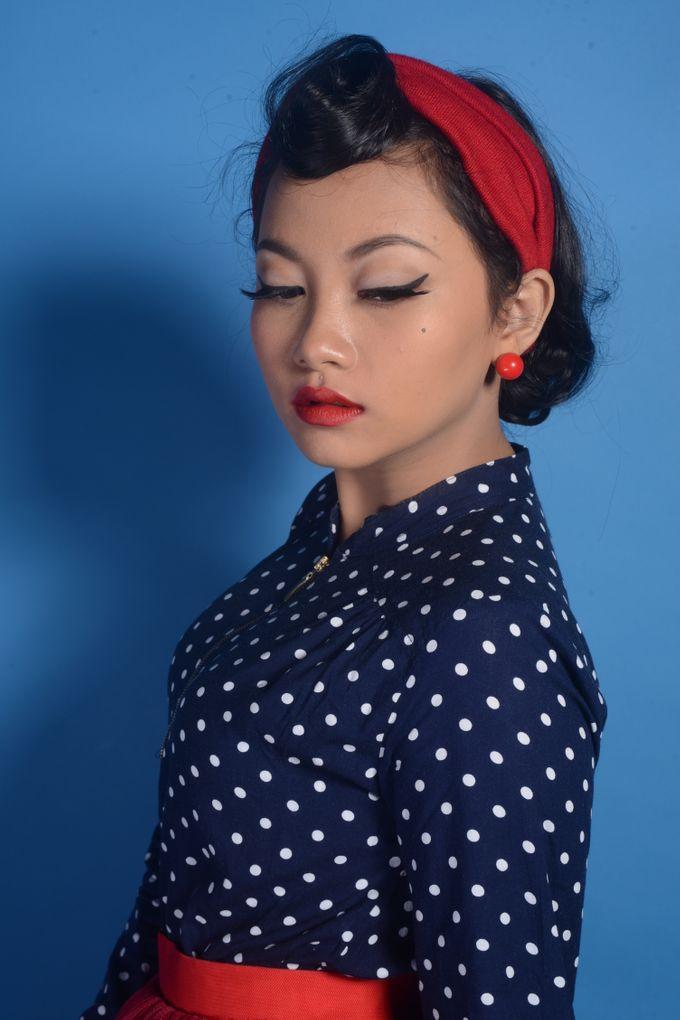 Artistic Makeup Project by Arini Makeup Artist - 004