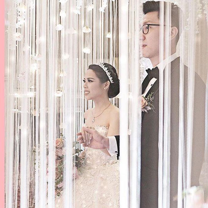 Hansen & Siu by PRIVATE WEDDING ORGANIZER - 002