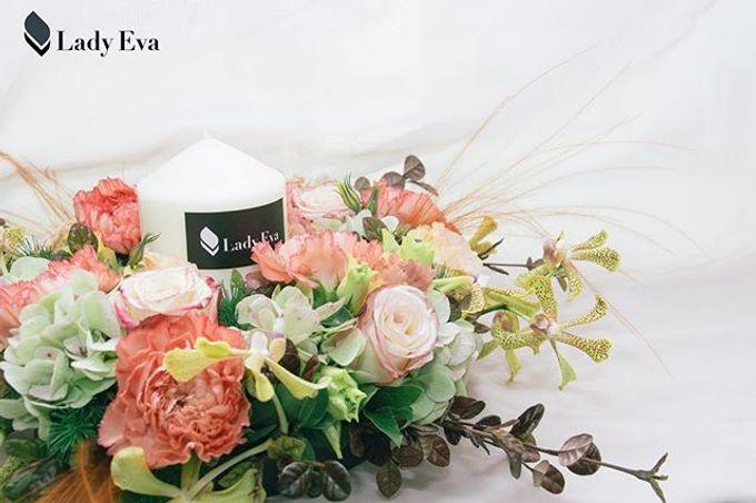 Wedding  by LadyEvaFlorist - 004