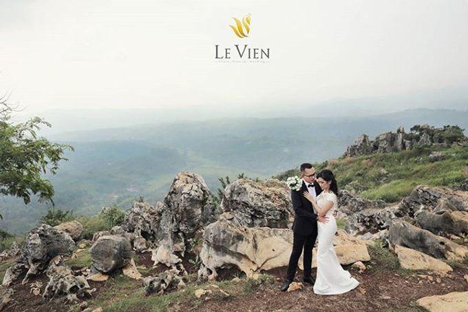 Pre Wedding Stone Garden by LeVien - 005