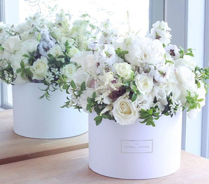 Signature Bloom Boxes by The Floral Atelier - 018
