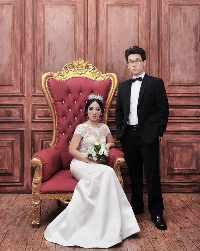Pre Wedding Indoor by LeVien - 006