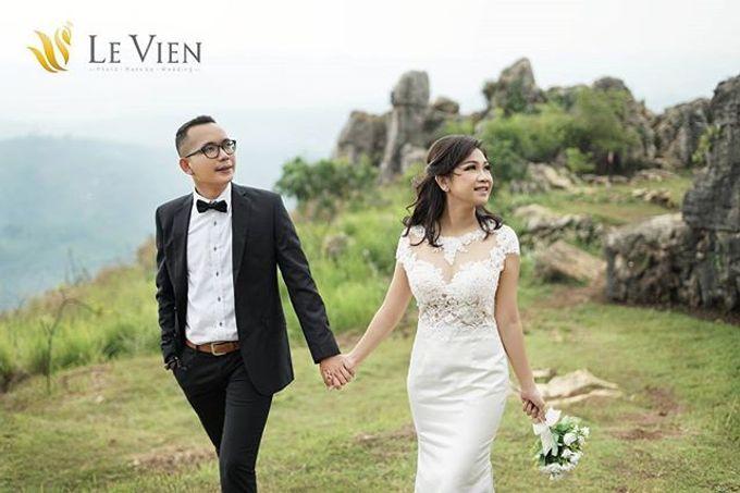 Pre Wedding Stone Garden by LeVien - 004