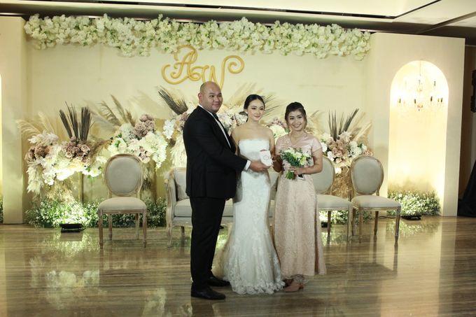 MC Wedding Intimate OnFive Grand Hyatt Jakarta - Anthony Stevven by Anthony Stevven - 017