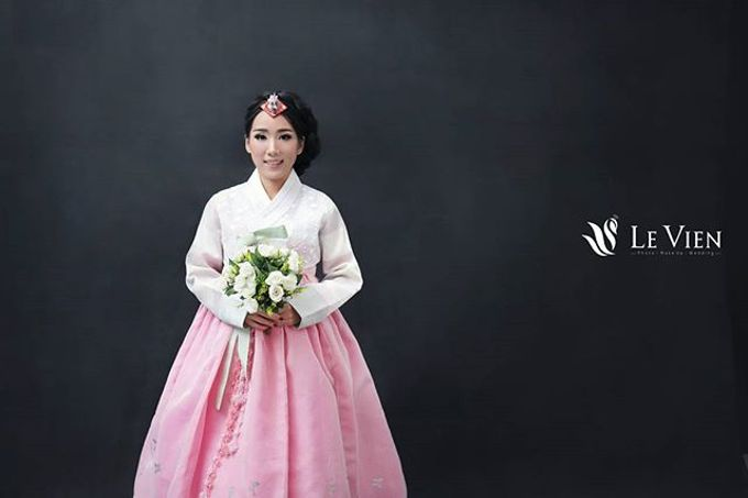 Pre Wedding Indoor by LeVien - 009