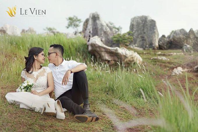 Pre Wedding Stone Garden by LeVien - 001