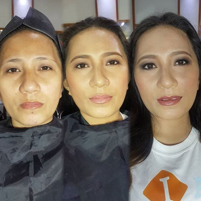 Beauty Makeup by Makeup by Chinkee Santos - 006