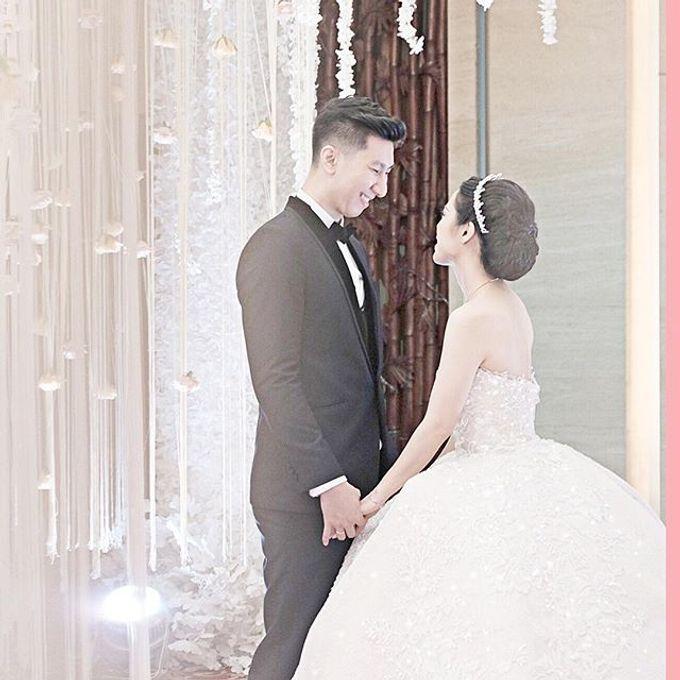Hansen & Siu by PRIVATE WEDDING ORGANIZER - 003