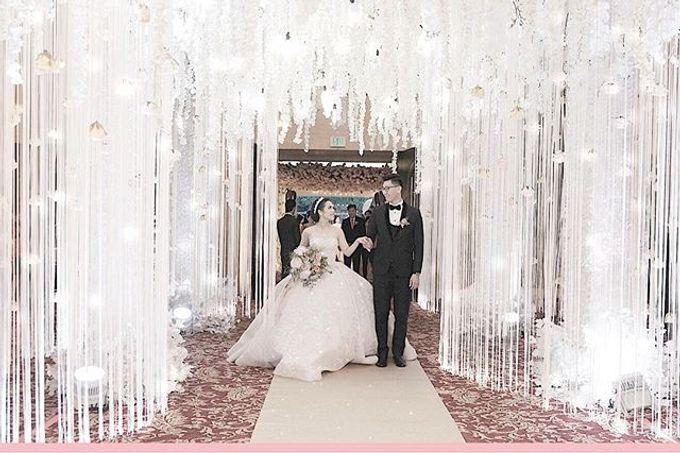 Hansen & Siu by PRIVATE WEDDING ORGANIZER - 005