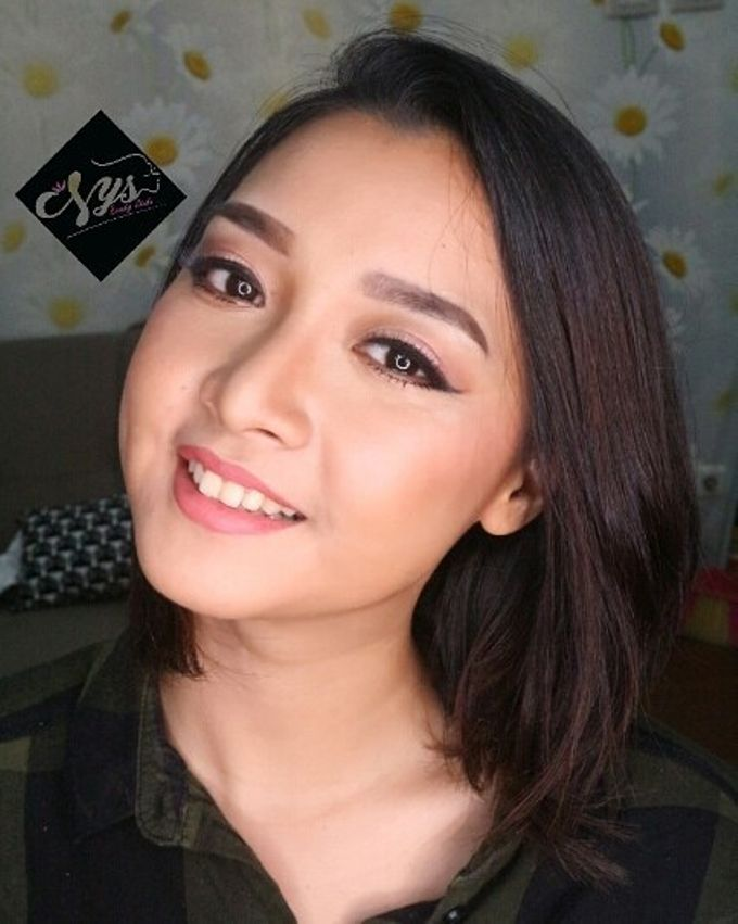 Makeup & Hair Do by Nys Beauty Studio - 031