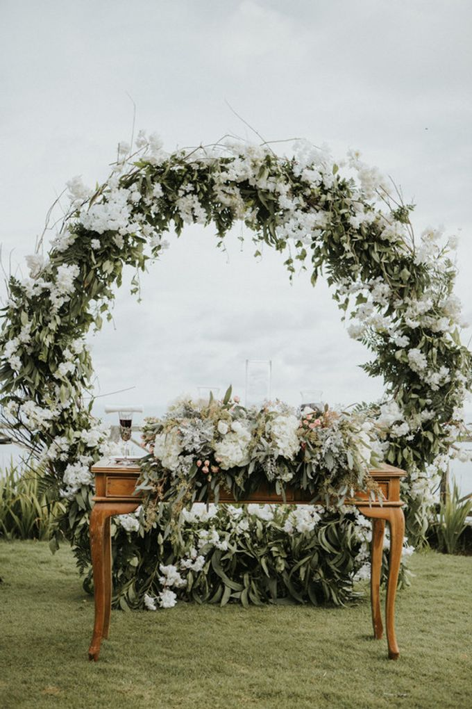 Vira & Alfred by Bali Wedding Paradise - 022