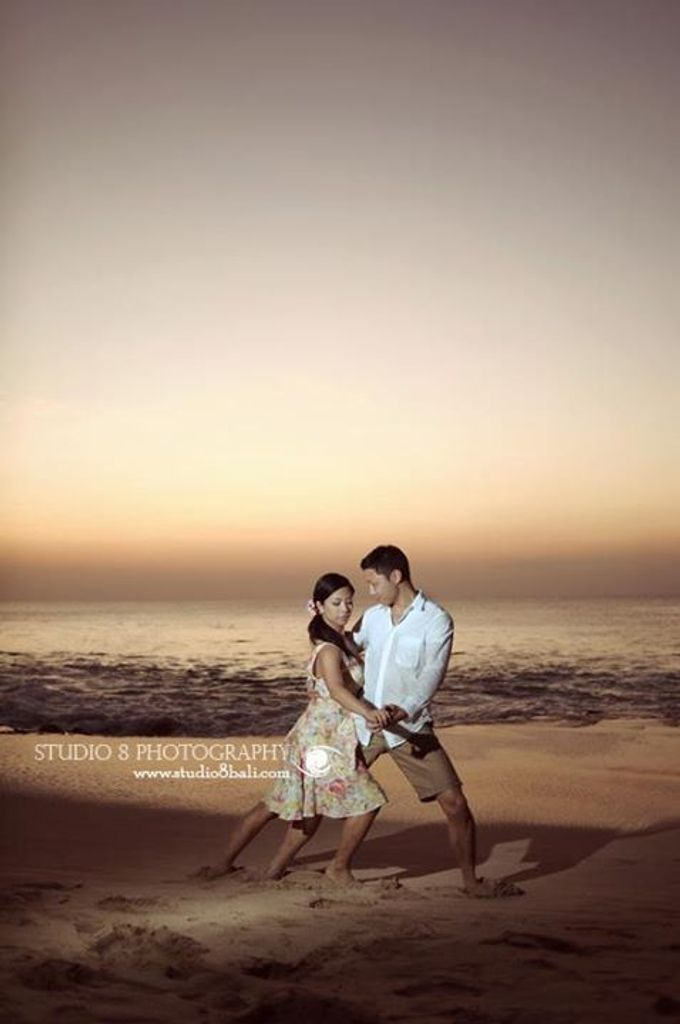 Prewedding - Evan & Shirley by Studio 8 Bali Photography - 032