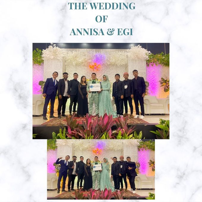 The Wedding of Annisa & Egi by Samudra Music Entertainment - 001