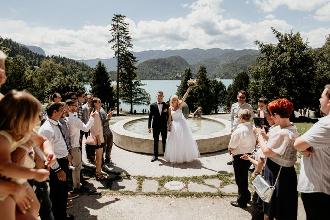 Boutique Wedding Lake Bled by Wedding Lake Bled - 004