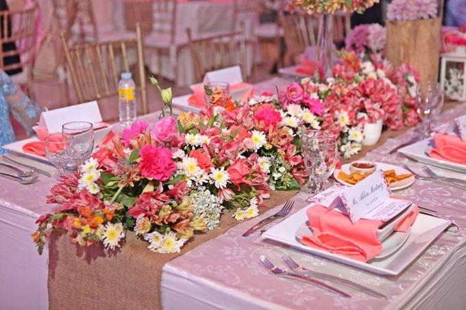 Pink Fleurs Fete by Hizon's Catering - 004