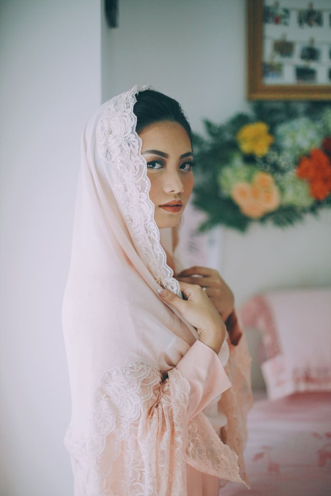 Yayas & Nosa Wedding by Adhyakti Wedding Planner & Organizer - 006
