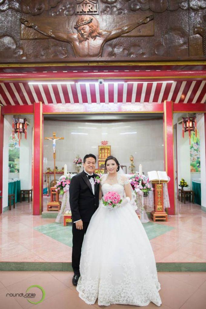 Hadi & Eveline Wedding by Adel's House of card - 008