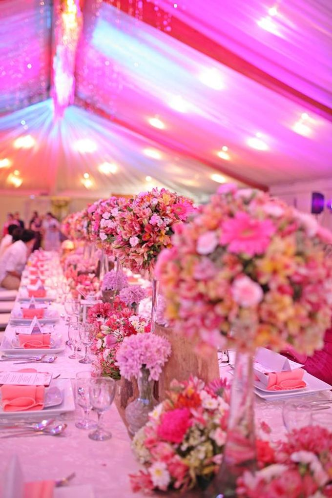 Pink Fleurs Fete by Hizon's Catering - 009