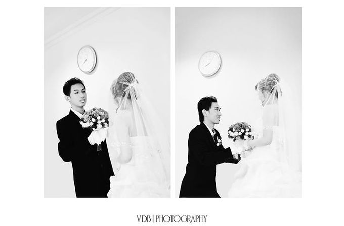 [Wedding Day] Agung & Virgin by VDB Photography - 019