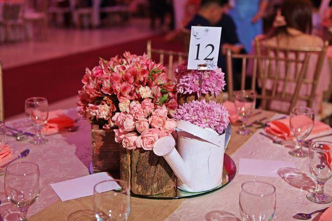 Pink Fleurs Fete by Hizon's Catering - 005