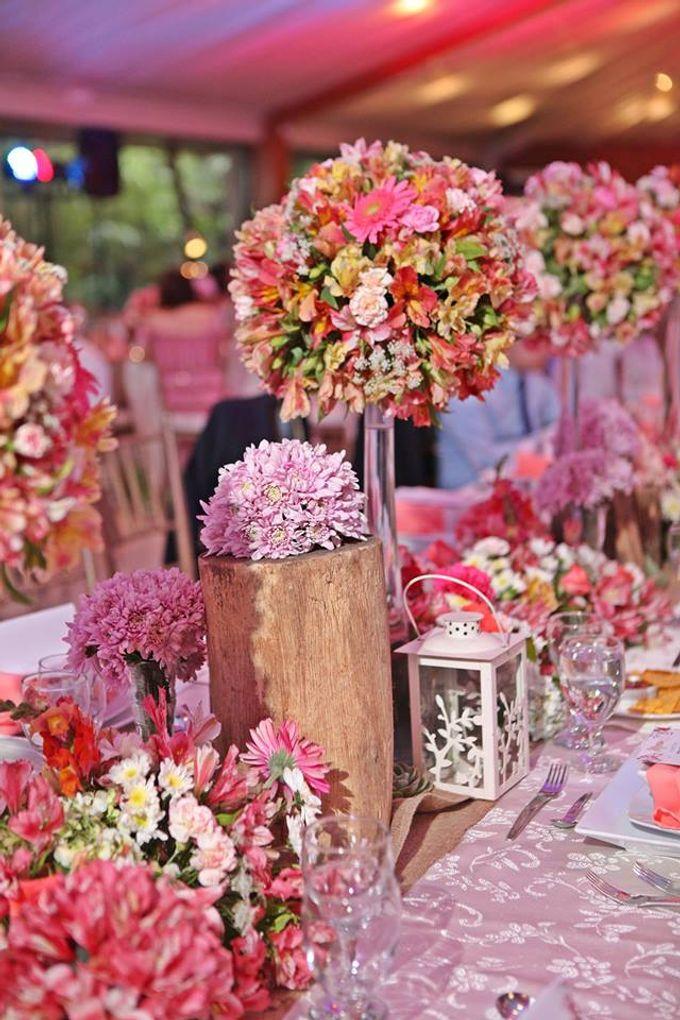Pink Fleurs Fete by Hizon's Catering - 008