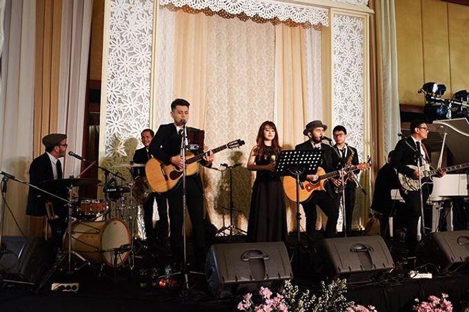 Wedding Rhesa & Sherly by Hotel Borobudur Jakarta - 002