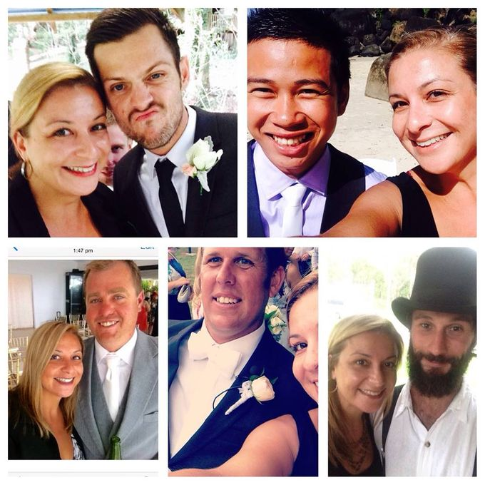 Groom Selfies by Michelle Anderson (Michell e brant) Celebrant - 001