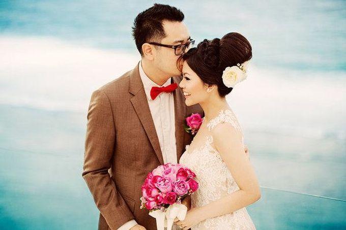 Kevin & Nastassya's Bali Wedding by Flying Bride by Flying Bride - 003