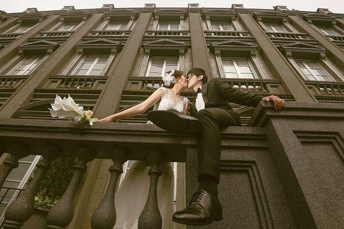 BANDUNG Pre Wedding | Christopher + Devi | by YSD by YSD Photography - 005