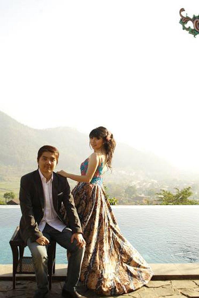 Prewedding Kivan and Sisca by Xinxin Make Up - 002