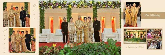 Wedding Andris & Vivi by Charis Production - 043