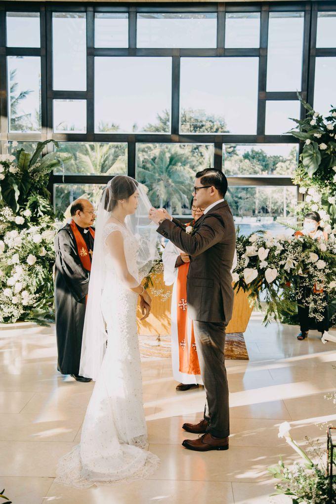 Wedding The Mulia Resort Donald & Tabita by StayBright - 017