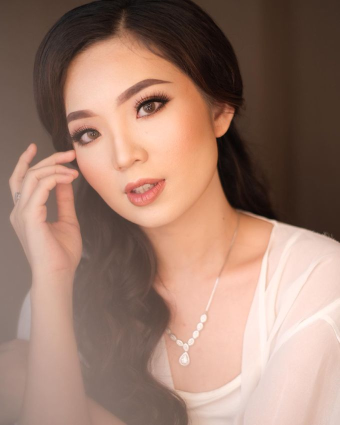 Bride Ms. Feby ✨ by zhumakeup - 001