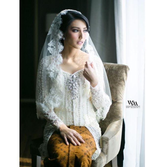 Tyas Mirasih - Diamond Earing V&Co Jewellery by V&Co Jewellery - 002