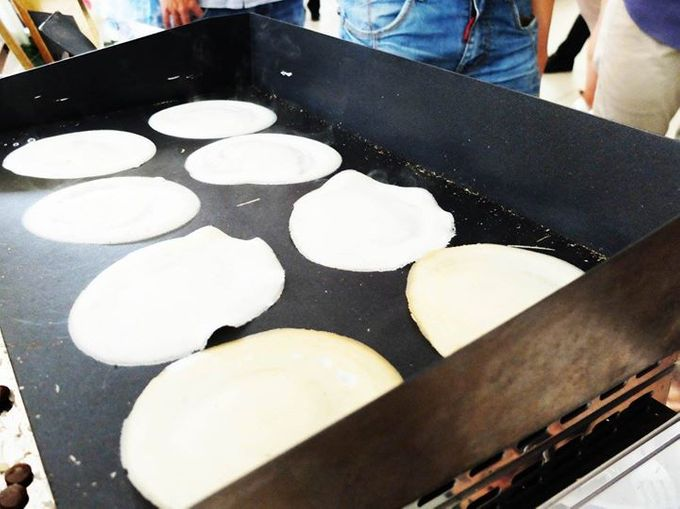 Pancake live station by Sunlife Pastries - 005