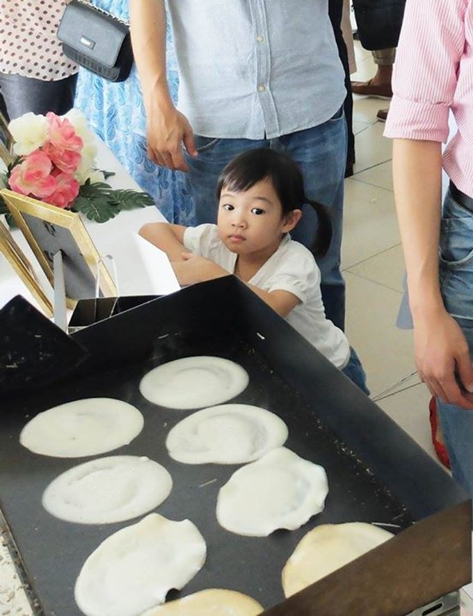 Pancake live station by Sunlife Pastries - 002