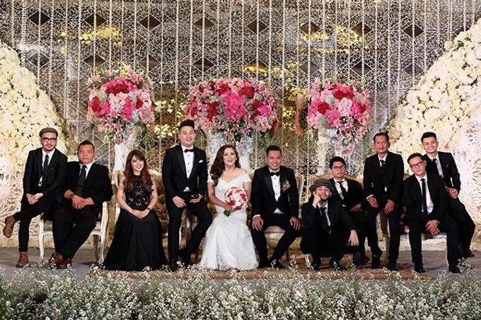 Wedding Rhesa & Sherly by Hotel Borobudur Jakarta - 003