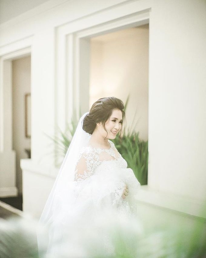 Jie & Ivana The Wedding by Namasa Portraire - 012