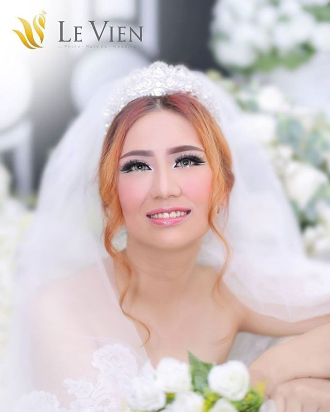 Pre Wedding Makeup and Hairdo by LeVien by LeVien - 001