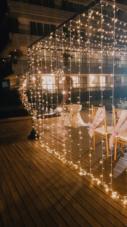 The Reception of Li Wei & Tang Juang by Miracle Wedding Bali - 012