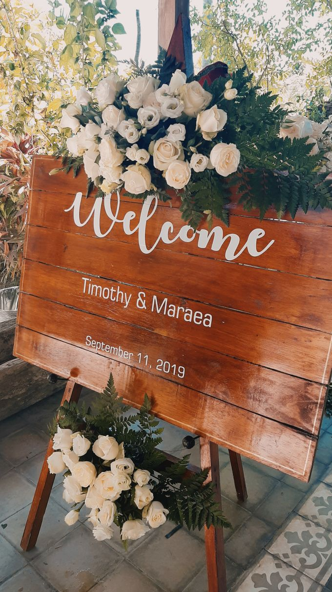 The Wedding of Timothy & Maraea by Miracle Wedding Bali - 046