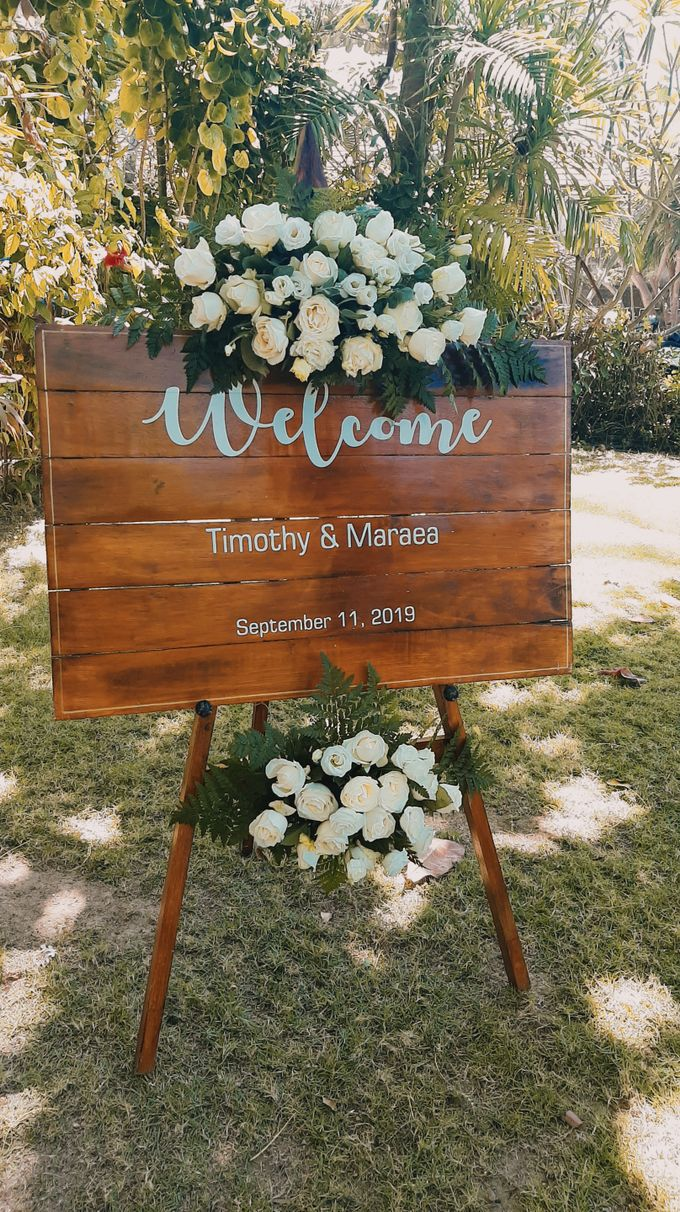 The Wedding of Timothy & Maraea by Miracle Wedding Bali - 033
