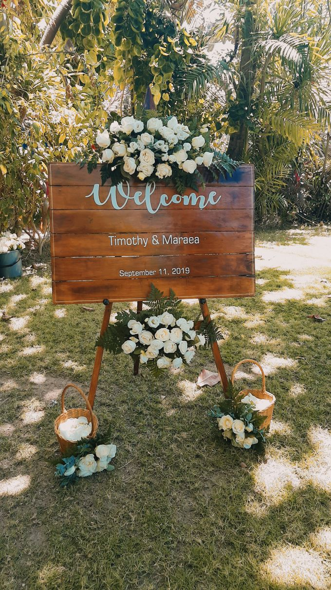 The Wedding of Timothy & Maraea by Miracle Wedding Bali - 032