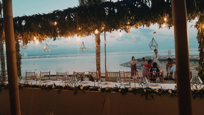 The Wedding of Timothy & Maraea by Miracle Wedding Bali - 041