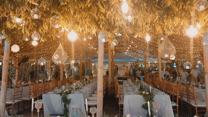 The Wedding of Timothy & Maraea by Miracle Wedding Bali - 023