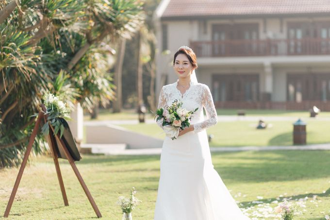 Sungyon & Youngshin wedding day by Anh Phan Photographer   vietnam weddng photographer - 003