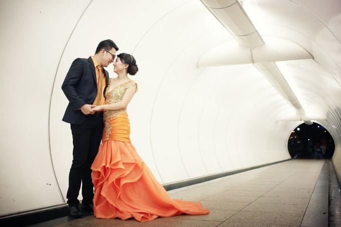 Prewedding Herry&Dewi by Okeii Photography - 019