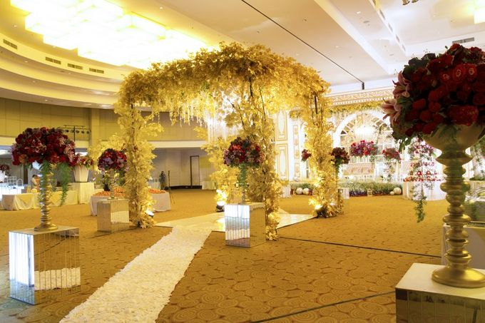 Wedding of Rendy & Fransisca by The Palms Ballroom - 012